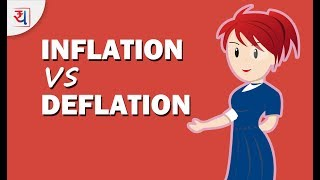 Inflation vs Deflation   What is Deflation & Impact on Indian Economy   What is Inflation?