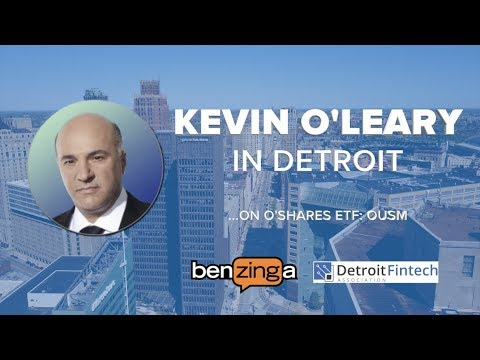 Kevin O'Leary on O'Shares ETFs and OUSM