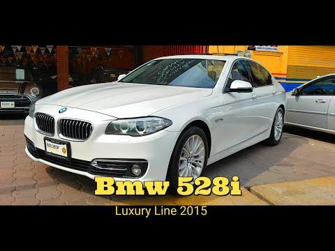 BMW SERIE 5 528I 2015 *** VENDIDO ***