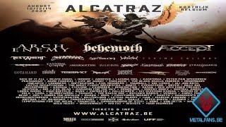 Opeth - Live at Alcatraz Festival, Sport Campus Lange Munte, Kortrijk, Belgium (Aug 09, 2019) HDTV