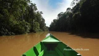 Sandakan, Malaysia (1080HD) Travel Video