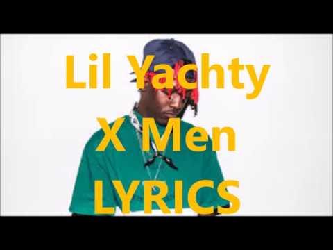 Free download lagu Lil Yachty - X Men (LYRICS) ft. Evander Griim di ZingLagu.Com