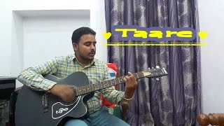 Taare | Aatish | Music-Goldboy |  latest punjabi Song unplugged guitar cover by Sachin Mehra