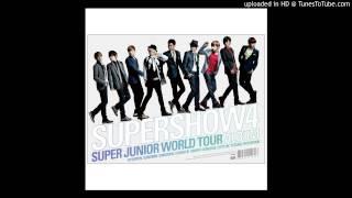 [AUDIO] Kiss Me (예성) - 슈퍼주니어 (Super Junior) / SUPER JUNIOR WORLD TOUR 'SUPER SHOW 4'
