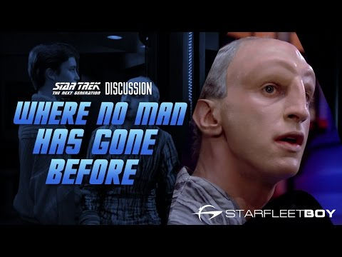 Star Trek the Next Generation Discussion: Where no one has gone before