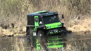 The best Russian swamp vehicle compilation HD