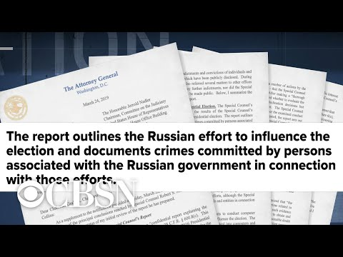 How Russia Is Responding To The Mueller Report