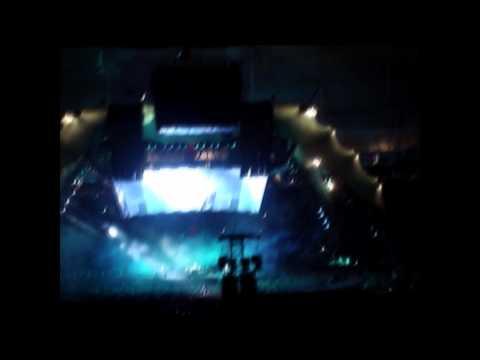 U2 - Elevation LIVE at La Plata 02.04.2011