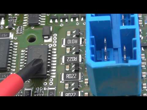 Iveco Eurocargo, Blown Body Control Module :( - YouTube
