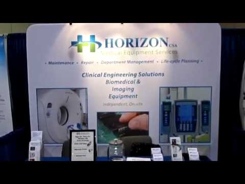 AAMI Exhibit -- Horizon CSA Medical Equipment Services Review By Healthcare Publicist