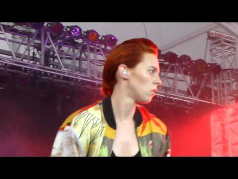 La Roux - Uptight Downtown - Live - Governors Ball, New York 6/6/2014