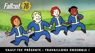 Fallout 76 – Travaillons ensemble !