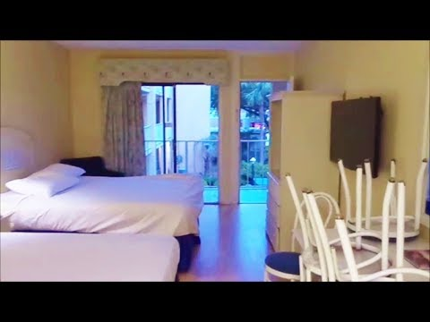 REVIEW 2017 Sea Mist Resort Myrtle Beach Sc Hotel Video (Tour - Pro's & Cons)