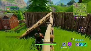 Gameplay Fortnite ( sans commentaire pour bug de micro)