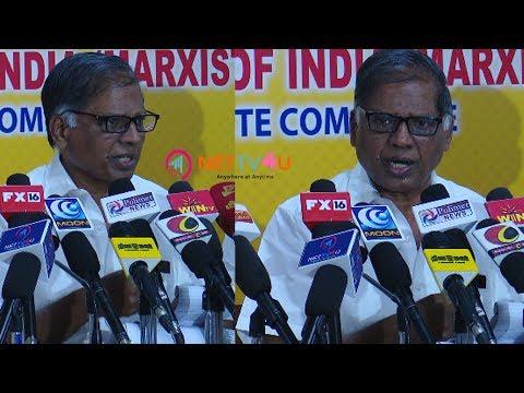 Communist Party Secretary G.Ramakrishnan Talk About Kanyakumari  Destroy In Ogi Cylon