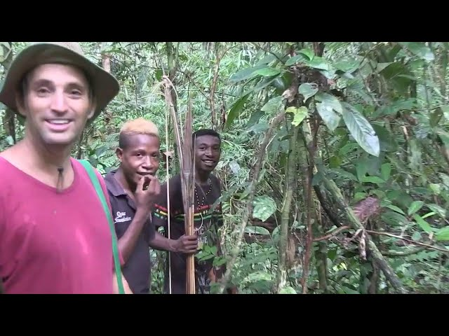 Iwan and Maggie Boersma in Papua - Introduction