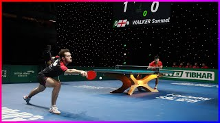 Table Tennis is not what you think (Best points with best angle)