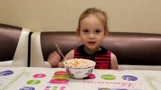 Готовим фруктовый салат. Видео для Детей For Children