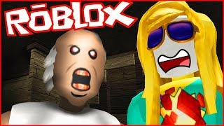 They put GRANNY on Roblox?