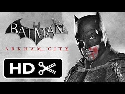Batman: Arkham City | Trailer [HD] Ben Affleck, Jared Leto Movie