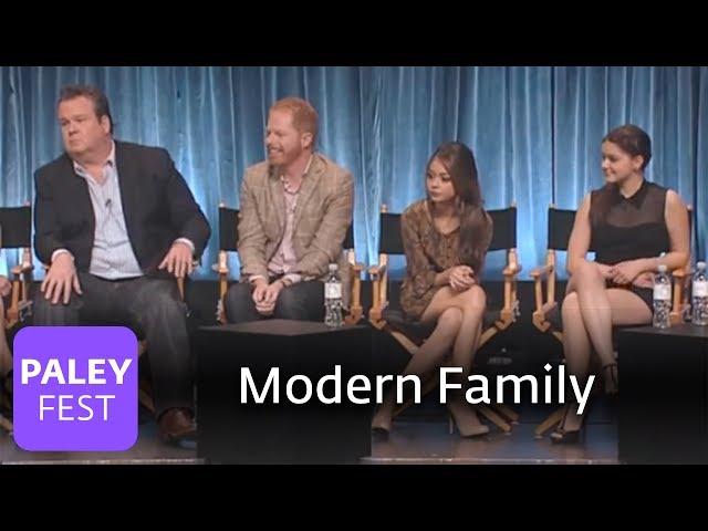 Modern Family - Lilys Cursing