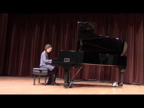 MM Piano Studio - Piano Recital 2014