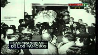 TRAGEDIA DE FAMOSOS -CRONICA TV - AUGUSTO VANDOR   (65 PARTE)