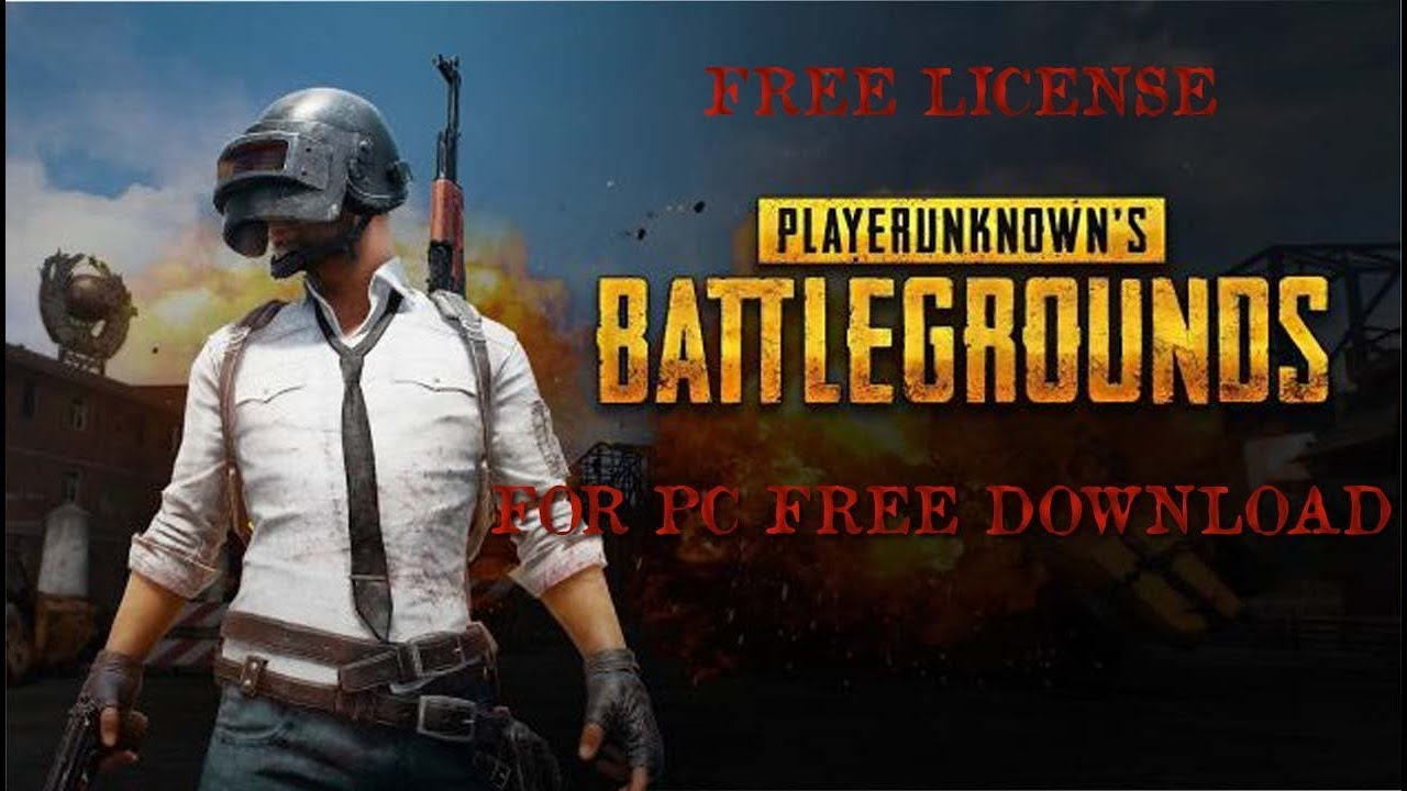 How to install pubg for pc for free without license key