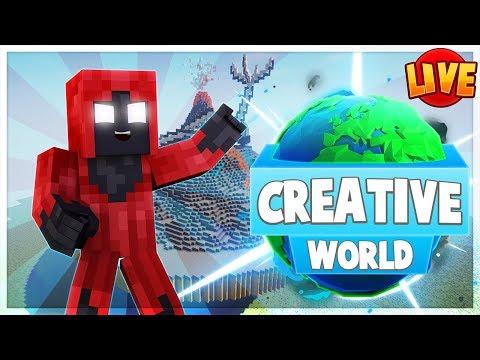 NULL Diventa Un ROBOT - Minecraft Creative World #22