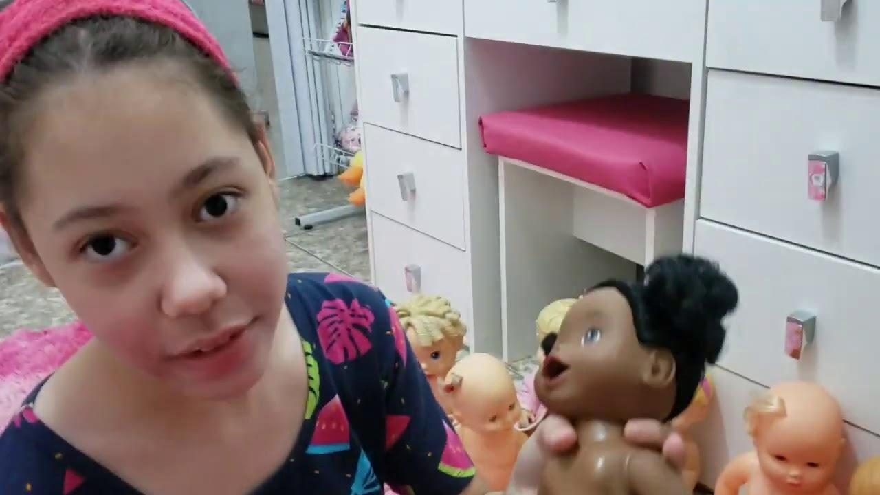 THUR NO QUARTO DA LELE #alegria #leticiaalegria #gratidão #brinquedo