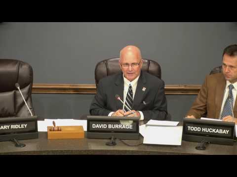 ODOT Commission Meeting, October 3, 2016