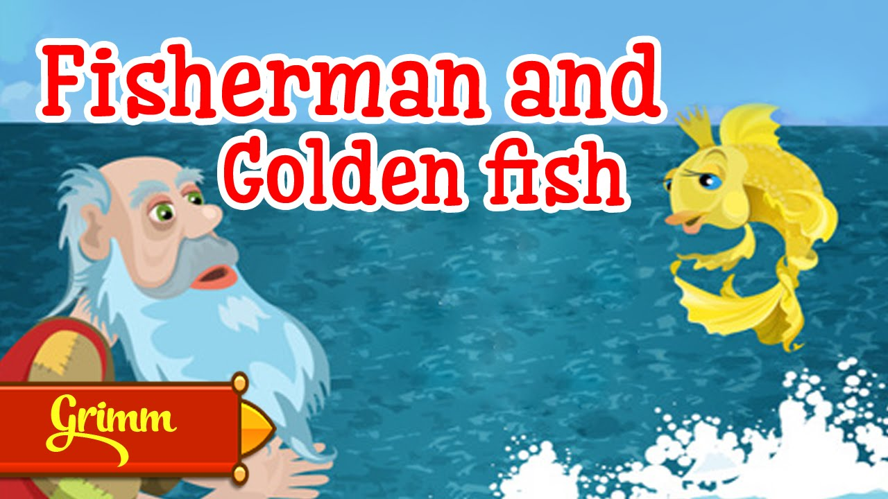 Fairy Tales The Tale Of Fisherman And Fish Watch Cartoons Online English Subles You