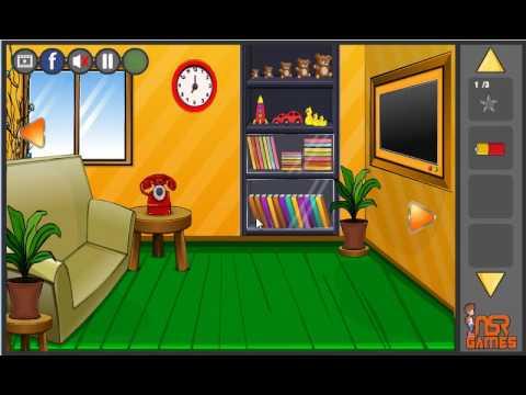 Nsr Games Room Escape  Walkthrough