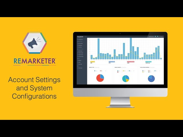 REMARKETER Training - Account Settings and Configuration