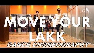 Move Your Lakk | Diljit Dosanjh & Badshah Dance | Choreography Nataraj Studios