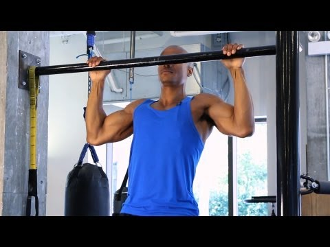 How to Do a Pull-Up | Gym Workout