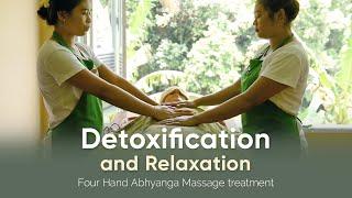 Abhyanga Massage - A Synchronized Four Hands Therapy | Oneworld Ayurveda - Panchakarma, Ubud, Bali