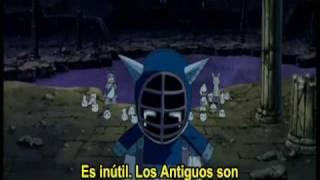 Digimon Frontier Película 5  El Antiguo Digimon Revive Subtitulada al español Parte 4/4