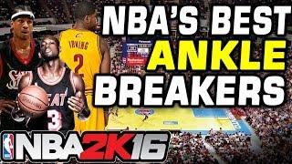 NBA's Best Ankle Breakers (Killer Crossover)