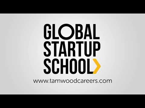 Meet Andres Puentes from Colombia - The Global Startup School @ Tamwood Careers