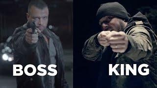 Gambar cover Kollegah & Kool Savas - Boss & King (prod. Bosshafte Beats) (Musikvideo) (Remix) | Lighteye Beatz