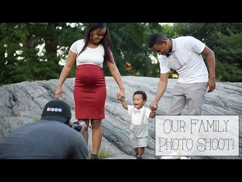 Download Our Family Photo Shoot! // Season 2 - 8.28.16