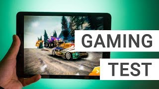 Samsung Galaxy Tab S3 Gaming + Performance Test