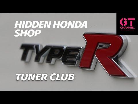 Stradale Hidden Shop of Hondas - Tuner Club