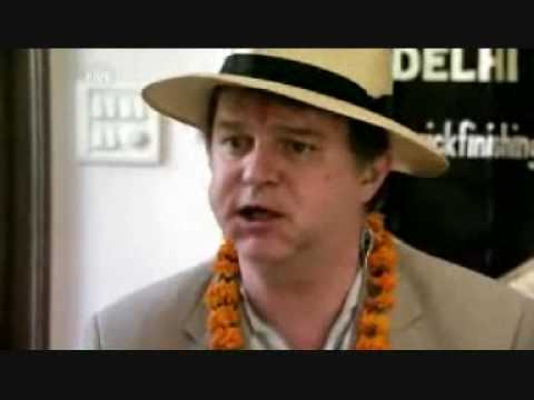 Paul Merton having a ball in India_Part 1