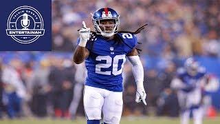 New York Giants- Janoris Jenkins leaves a disrespectful tweet! Get this guy off the team!