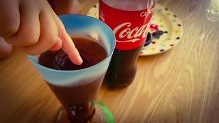 MAKING A COCA COLA TORNADO !! - TORNADO MAKER TOY