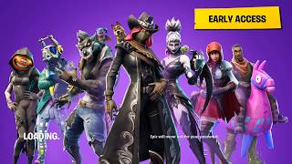 Logging In To Cracked Fortnite Accounts (Rares)