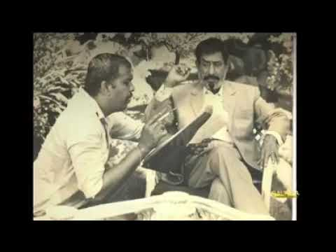 Sivaji Ganesan rare interview to radio
