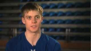 Nate Wolters Workout
